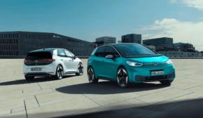 Zaměstnanci Volkswagenu testují ID.3