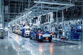 BMW zahájí výroby modelu iX3 v Číně
