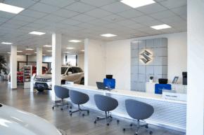 Prodejci Suzuki rozšířili servisní služby