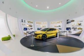 Škoda slaví 125 let výstavou ve Wolfsburgu