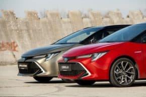 Evropa: tržní podíl Toyoty na rekordních 6 %