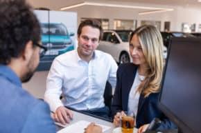 Volkswagen FS startuje Financování CHYTŘE