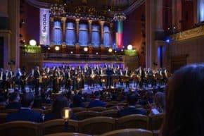 Koncert Škody podpořil rodiny obětí pandemie