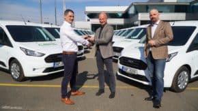 Auto Palace dodal Transity investiční CBRE