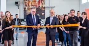 CarNext otevřel showroom ve Vestci