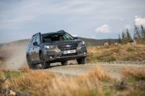 Subaru MY21 Outback v prodeji