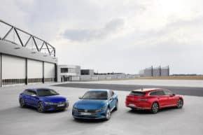 Volkswagen Fleet láká podnikatele na novinky